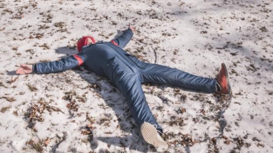 lying-ground